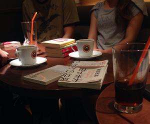 ブックカフェ読書会東京
